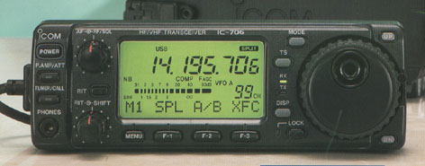 Icom IC 706 user review