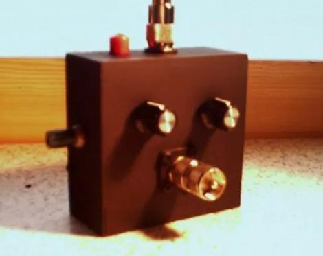 M1IOS - Wonder Whip antenna and tuner
