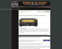 Mods Kenwood TS-2000 DSP by N3GX
