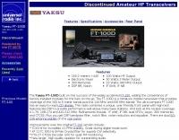 Yaesu FT-100D