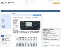 Icom IC-746 Yahoo! group