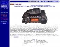 Yaesu FT-857 specifications