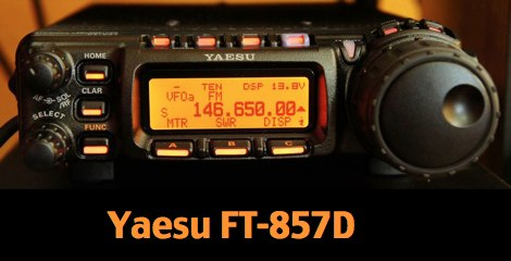 Yaesu FT-857D review