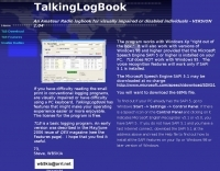 TalkingLogBook