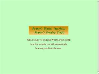Donner's digital interface