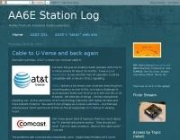 AA6E station log
