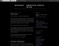 WD4AHZ- amateur radio blog