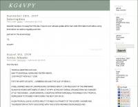 KG4VPY Ham Radio Site