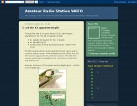 W6FO Amateur radio station