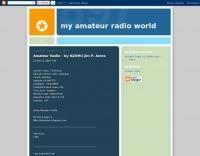 N2NHU  My amateur radio world