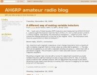 AH6RP amateur radio blog