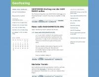 DL2EBX - Geofoxing
