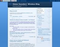 Simon saunders' blog