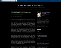 Ham radio malaysia
