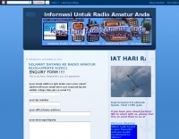 Keperluan radio amatur anda