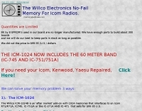 The Willco electronics no-fail memory