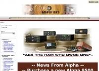Alpha Linear Amplifiers