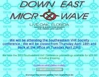 Down East Microwave