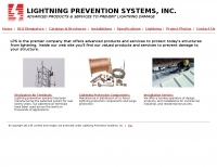 Lightning Prevention Systems, Inc.