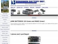 Bohannon Battery Distributors