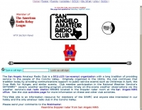 San Angelo Amateur Radio Club