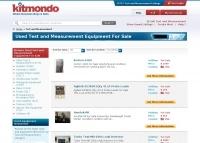 Kitmondo:  used test equipment