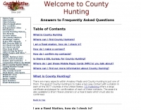 What is County Hunting
