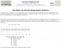 2 Meter 10 Element Quagi Antenna