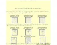 W6AMT Grid Maps