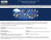 International Crystal Manufacturing Company