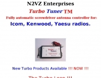 N2VZ Automatic Screwdriver Antenna Controller