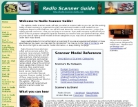 Radio Scanner Guide