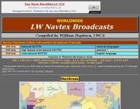 LW Navtex Broadcasts