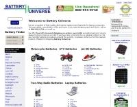 Battery Universe