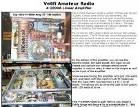 VE6FI 4-1000a amplifier