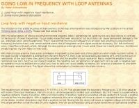 Advanced active VLF Loop