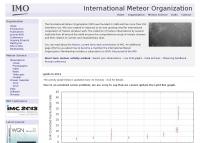 International Meteor Organization