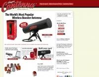 Cantenna Wireless Booster Antenna