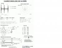 3 element 50 Mhz Yagi