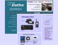 Funktechnik Dathe - Hauptseite