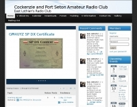 GM2T Cockenzie and Port Seton Amateur Radio Club