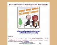 Dave's Homemade  Antenna Tuner