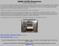 K8ND SO2R Resources