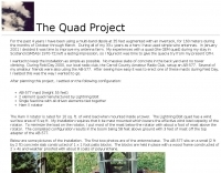 QRZ de W3DF The Quad Project
