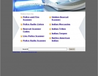Muscogee Live Police Scanner