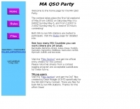 MA QSO Party