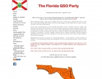 The Florida QSO Party - FQP, FLQP