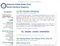 The Potomac Valley Radio Club