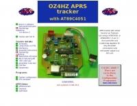 OZ4HZ APRS tracker