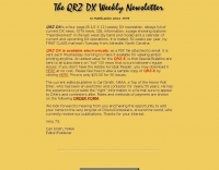 QRZ DX Newsletter